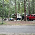 Camp seven lake campground