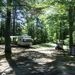 Carp river campground