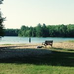 Colwell lake campground