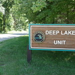 Deep lake campground