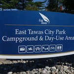 East tawas city park