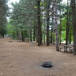 Empire township campground