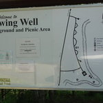 Flowing well campground