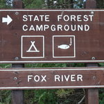 Fox river campground
