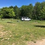 Gladstone bay campground