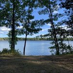 Gooseneck lake campsite 1