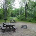 Grass lake campground