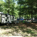 Gun lake campground