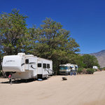 Taboose creek campground