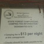 Haakwood campground