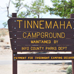 Tinnemaha creek campground