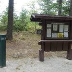 High bridge campground