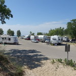 Beach campground holland sp