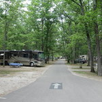 Duck lake campground interlochen sp