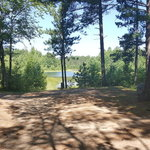 Kingston lake campground