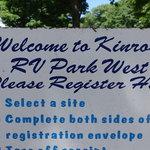 Kinross rv park west