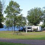 Lake gogebic county park