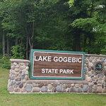 Lake gogebic state park