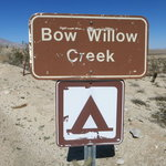 Bow willow creek campground