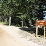 Lake superior campground
