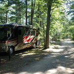 Lake superior campground