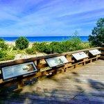 Lake michigan recreation area
