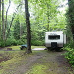 Little brevort lake campground