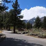 Upper sage flat campground