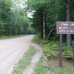 Lyman lake campsites