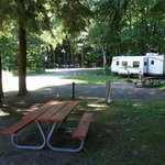 Mason county campground