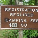 Milakokia lake campground