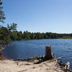Munising tourist park campground