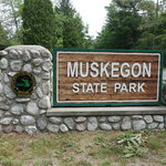 Channel campground muskegon sp
