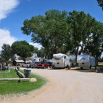 Browns town campground