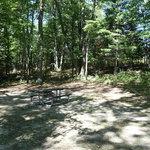 Ocqueoc falls campground