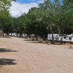 Browns millpond campground
