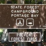 Portage bay campground
