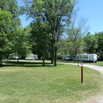 Scottville riverside park campground