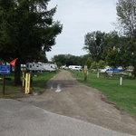 Sebewaing county park