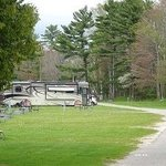 Indian lake south campground