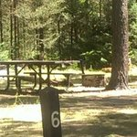 Sparrow rapids campground