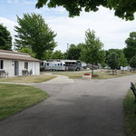 Tanglefoot park campground