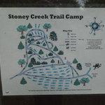Stoney creek trail camp