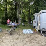 Rivermouth modern campground