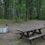 Thunder bay river campground