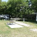 Trailway campground