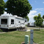 Trailway campground
