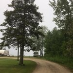 Trout lake township campground