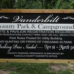 Vanderbilt county park