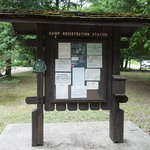 Veterans memorial campground